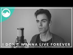 "Taylor Swift & ZAYN - ""I Don't Wanna Live Forever"" (Cover) - YouTube"