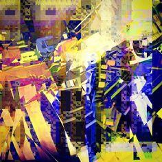 stacked #glitch #glitchart #art #abstract