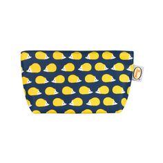 Discover the Anorak Kissing Hedgehogs Cosmetic Bag at Amara