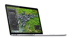 MacBook Pro's amazing Retina Display