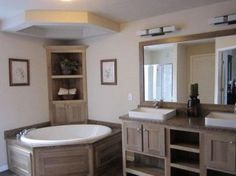 Mobile home bathroom vanity pleasant idea bathrooms remodel pictures remodeling a us super ideas parts . mobile home bathroom vanity Mobile Home Renovations, Mobile Home Makeovers, Remodeling Mobile Homes, Home Remodeling Diy, Kitchen Makeovers, Basement Remodeling, Cheap Renovations, Bathroom Makeovers, Bathroom Remodeling