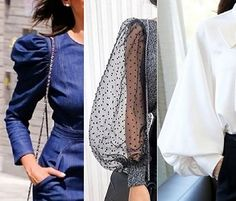 Marlene Mukai – DIY – Molde, Corte e Costura Couture Sewing, Hijab Dress, Ideias Fashion, Plus Size, Denim, Pattern, How To Make, Jackets, Outfits