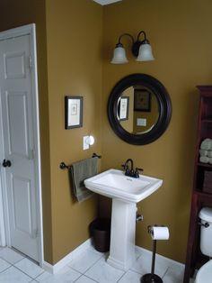 Brass 2 handle widespread watersense bathroom faucet drain included - Bathroom Accessories On Pinterest Bathroom Sink Faucets