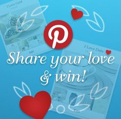 """LOVE & LENOX CONTEST    Create a Pinterest board with the theme """"I Love____"""". You fill in the blank. It can be anything that you're really into like, """"I Love Blue"""" or """"I Love Candles."""" Be sure to include some Lenox products in your board, and, after following Lenox on Pinterest, add LenoxUSA as a pinner and/or tag #iheartlenox to your Lenox board in order to enter the contest.   We'll choose 2 winners to receive a place setting for 2 in the pattern of their choice. Enter by 2/28/13."""