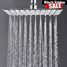 Home Improvement 5 Gear Multifuncation American Hanging Shower Head Nozzle Abs Water Saving Massage Fog Sprinklers Hotel Bathroon Excellent In Cushion Effect