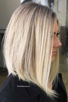 We've chosen for you best ideas of hairstyles for thin hair. So we can assure you that your look will be incredibly cool with them. #thinhair #thinhairstyles #hairstyles #hairtypes