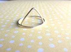 Diana mayor: anillo artesano de plata de ley  www.darwins.es