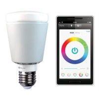 L'ampoule LED multicolore connectée bluetooth BeeWi vous permet de contrôler directement l'ampoule depuis votre smartphone/tablette ( changement de couleurs, intensité, réglage température de couleur).  C'est l'accessoire smartphone idéal pour un éclairage lumineux en fonction de l'ambiance et de vos envies.