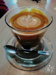 Coffee addiction.