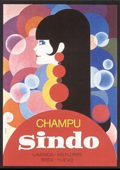 1969 Champú Sindo