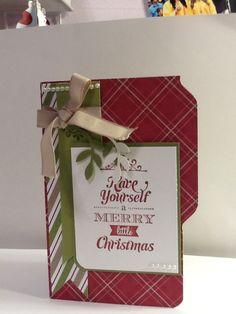Christmas Card  Stampin' Up!