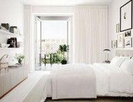 Dormitorios blancos 7