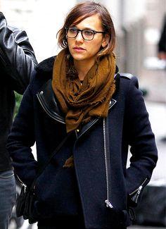 Rashida Jones - impeccable style