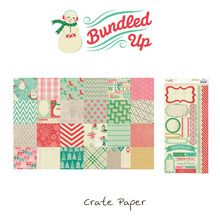 Bundled Up Collection Kit by Crate Paper Save 50%