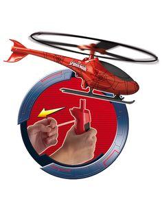 Helicóptero Spiderman™-1