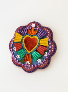 Tin Sacred Heart