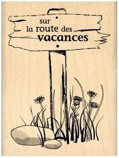 ROUTE DES VACANCES - Florilèges Design Mini Albums Scrap, My Notebook, Tampons, Travel Planner, Digi Stamps, Bullet Journal Inspiration, Mixed Media Collage, Photo Book, Hand Lettering