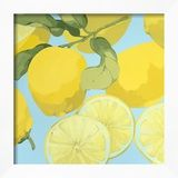 Fresh Lemons Giclee Print by Martha Negley at AllPosters.com