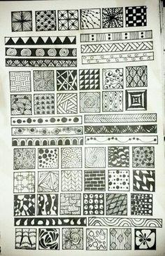 40 Schöne Gekritzel-Kunst-Ideen - Bored Kunst