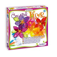 Creation Vd – 951 – Kit de Loisirs Créatif – Crystal Flor: Age minimum: 7 ans Nécessite des piles: Non Description du produit: Ce coffret…