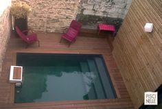 1000 images about petite piscine pour mon petit jardin on pinterest petite - Prix d une petite piscine ...