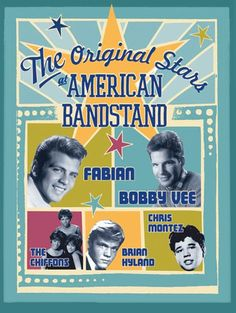 american bandstand 50's - Google Search