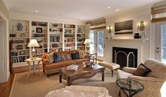 Classic with built-ins
