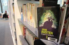 """30 jours / 30 livres : Jour 2 - Le livre que vous avez lu plus de 3 fois. Pour Odile c'est """"Orgueil et préjugés"""" de Jane Austen #30DayBookChallenge"""