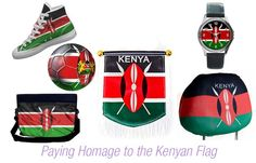 Paying Homage to the Kenyan flag African Flags, Kenya Flag, African Shop, My People, Country, Rural Area, Country Music