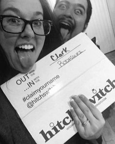 Looks like these 2 are ready for the weekend #HitchSwitch #claimyourname Delete Comment