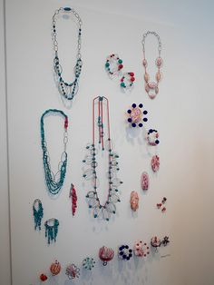Glasgow School of Art - Jewellery Degree Show 2015 - 14 - MAISIE FORD-UK | por the justified sinner