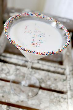 Grab a birthday cake martini and hit the dance floor!