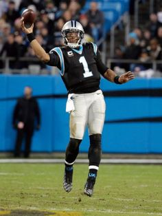 Panthers Cam Newton makes good on plan to be more than a...