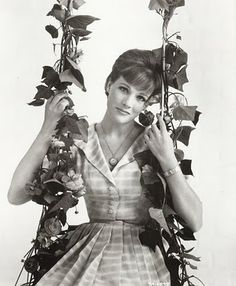 Julie Andrews young and old... I want to be like her... only not the high notes.. cant hold the high notes..