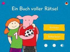 Scherzfragen App für Kinder: Ein Buch voller Rätsel (auch als Kinder E-Book erhältlich)