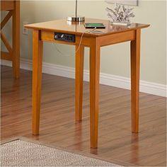 Atlantic Furniture Shaker Writing Desk In Caramel Latte | Atlantic Furniture,  Caramel Latte And Writing Desk
