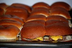 How to Make Homemade White Castle Sliders