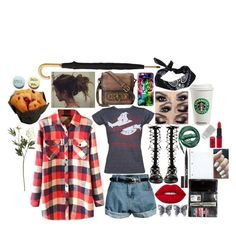 """""""Morning Style"""" by lynette-kenfin ❤ liked on Polyvore featuring WithChic, Wit & Wisdom, Retrò, Raye, Frye, Casetify, ASOS, Allurez, Urbanears and Stila"""