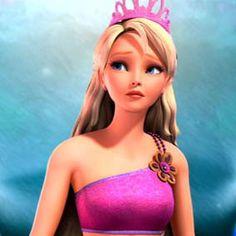 Barbie In Mermaid Tale Photo Barbie In A Mermaid Tale Banner Barbie Cartoon Barbie Movies Barbie Images