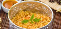 Indian-Style Basmati Rice is the perfect side to fill your belly on these cold winter days. Indian Style, Indian Fashion, Macaroni And Cheese, Side Dishes, Fill, Grains, Potatoes, Baking, Winter