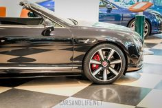Bentley Continental GT Convertible Facelift