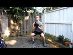 Kettlebell Moves: Kettlebell Squat