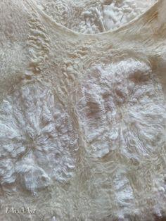 LAnAArt: Tехника нунофелт - изработка на шал. Творческа фил...
