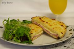Croque-monsieur « chezbianca