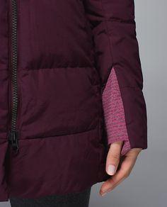 Puffy Blanket Jacket