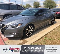 Congratulations Kevin on your #Nissan #Maxima from Les Ewin at Texas Nissan of Grapevine!  https://deliverymaxx.com/DealerReviews.aspx?DealerCode=OOIB  #TexasNissanofGrapevine