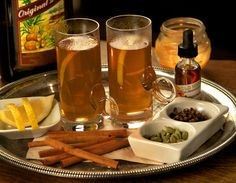 Hi Dad! And Happy Halloween!Spiced Cider with Rum | Michael Ruhlman