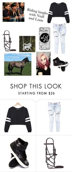"""1D outfit #114"" by niall-lover-2000 ❤ liked on Polyvore featuring One Teaspoon, Supra, Retrò and Payne"