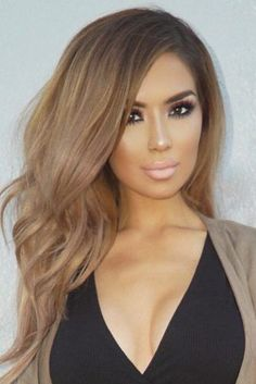 Dark Blonde Hair Color Ideas for 2018 ★ See more: http://lovehairstyles.com/dark-blonde-hair-color-ideas/