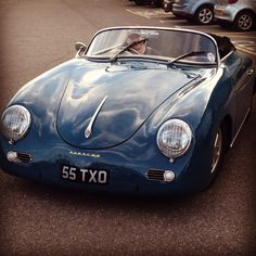 356 speedster My little replica